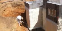 Foundation Installation